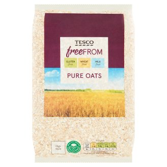 Tesco Free From Oatmeal without Gluten 450g