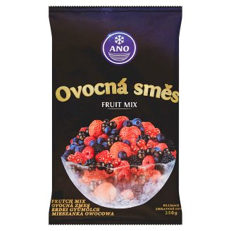 ANO Fruit Mix Deep Frozen 350g