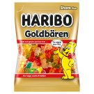Haribo Goldbären Jelly with Fruit Flavors 200g