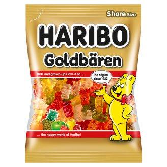 Haribo Goldbären želé s ovocnými příchutěmi 200g