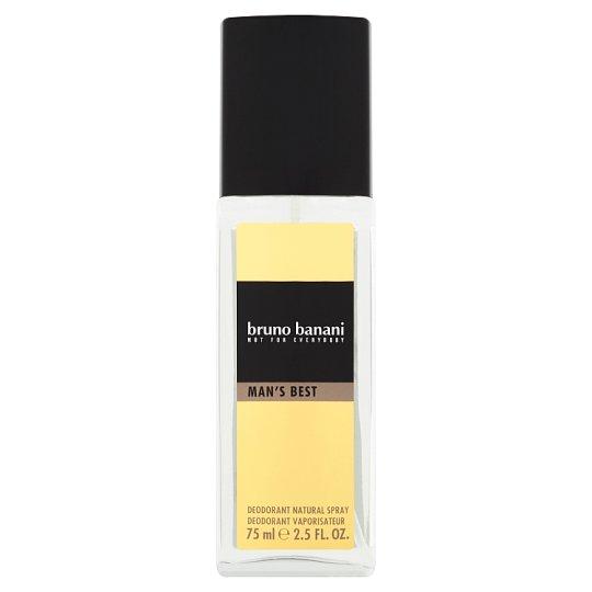 Bruno Banani Man's Best deodorant natural sprej 75ml