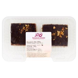 Smetanová cukrárna Mouřenín Dessert 2 pcs 300g
