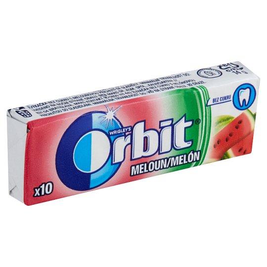 Wrigley's Orbit Melon 10 pcs 14g
