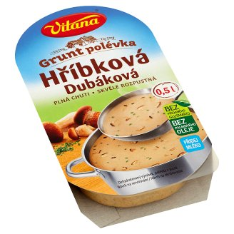 Vitana Grunt Polévka Mushroom 55g