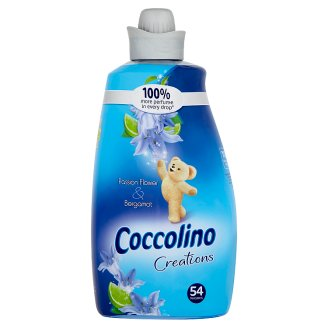 Coccolino Creations Passion Flower & Bergamot aviváž 54 praní