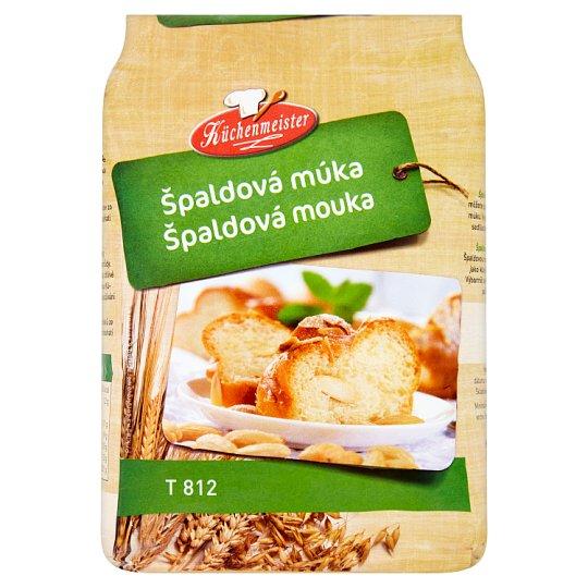Küchenmeister Spelled Flour 1kg