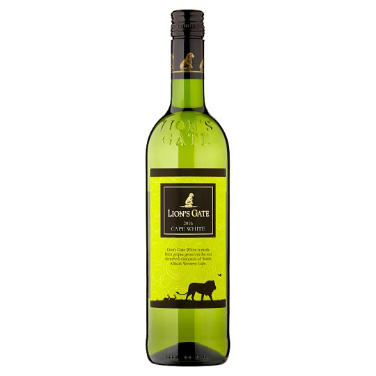 Lion's Gate White Wine 750ml