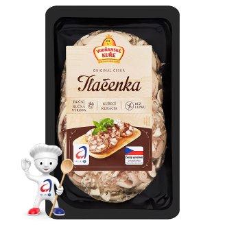 Vodňanské Kuře Original Czech Chicken Brawn Sliced 200g