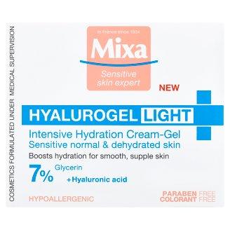 Mixa Sensitive Skin Expert intenzivní hydratační péče 50ml