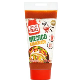 Tesco Grill Mexico marináda 150ml