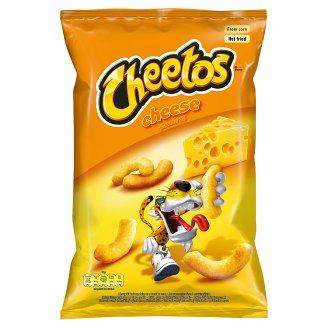Cheetos Extrudovaný kukuřičný výrobek s příchutí sýra 145g