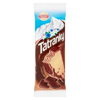Sedita Tatranky Biscuits with Creamy Filling with Cocoa 45g