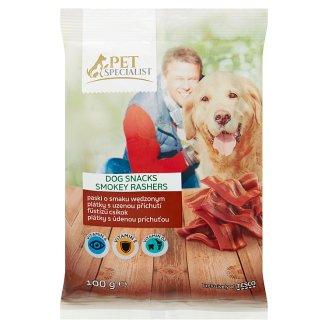 Tesco Pet Specialist Plátky s uzenou příchutí 100g