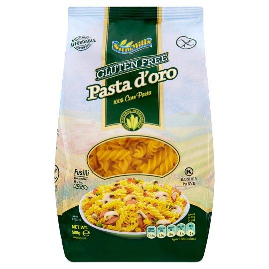 Sam Mills Fusilli Corn Pasta Gluten Free 500g