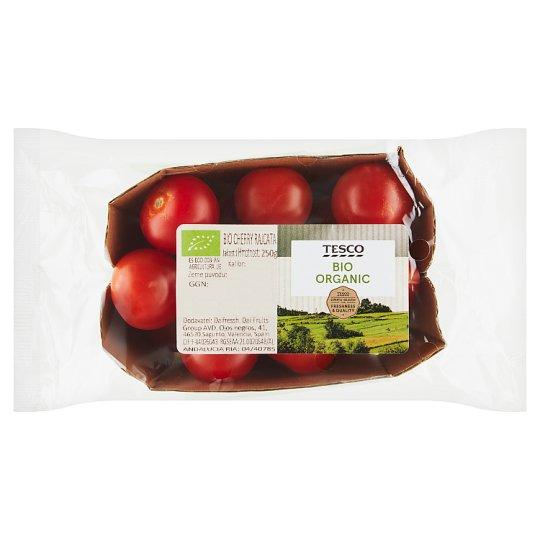 Tesco Organic Bio Cherry Tomatoes 250g