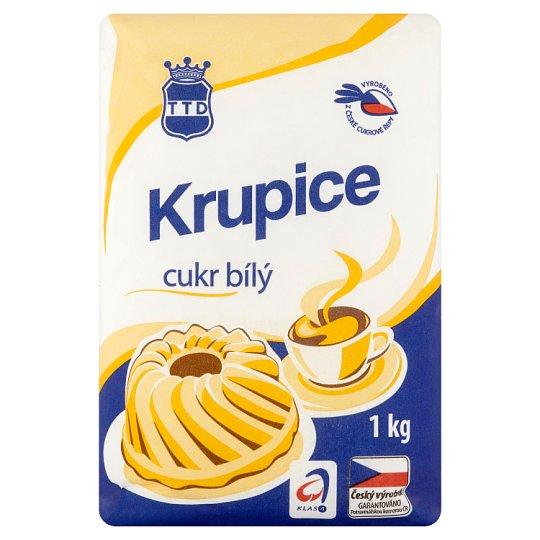 TTD Cukr bílý krupice 1kg - Tesco Potraviny b6c6dda4837