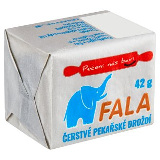 Fala Čerstvé pekařské droždí 42g