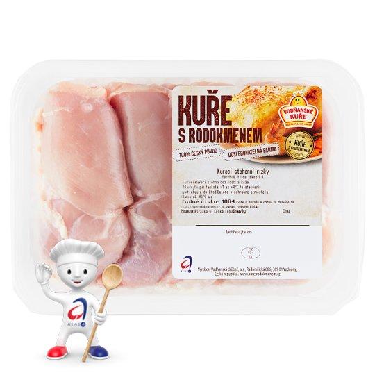 Vodňanské Kuře Chicken Thigh Fillets with Pedigree