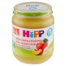HiPP Bio jablka s banány a broskvemi 125g