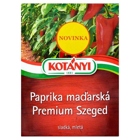 Kotányi Paprika maďarská sladká mletá 20g