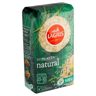 Lagris Natural Rice 500g