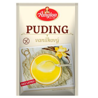 Amylon Puding vanilkový bez lepku 40g