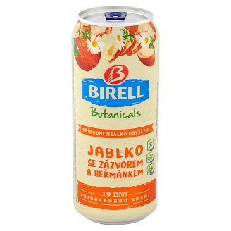 Birell Botanicals Apple with Ginger and Chamomile 0.4L