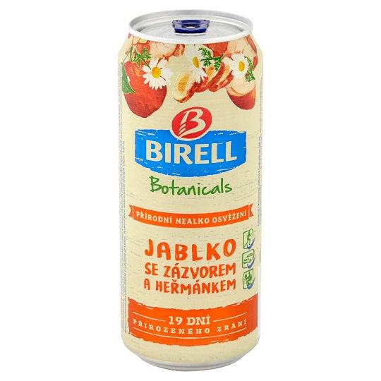 Birell Botanicals Jablko se zázvorem a heřmánkem 0,4l