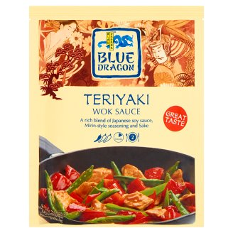 Blue Dragon Teriyaki omáčka 120g