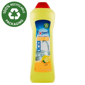Go for Expert Lemon krémový čisticí prostředek 500ml