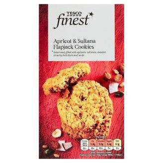 Tesco Finest Máslové sušenky s rozinkami a meruňkami 200g