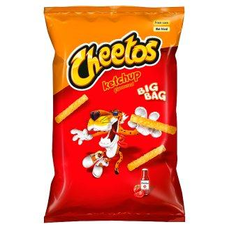 Cheetos Kukuřičný výrobek s příchutí kečupu 85g