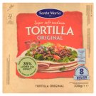 Santa Maria Mexican Wheat Tortillas Medium 8 pcs 320g