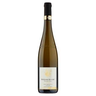 Habánské Sklepy Ryzlink rýnský víno s přívlastkem pozdní sběr suché bílé 0,75l