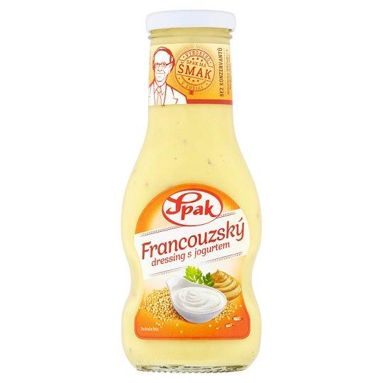 Spak French Dressing with Yoghurt 250ml