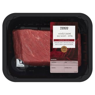 Tesco Beef Hind Boneless Joint