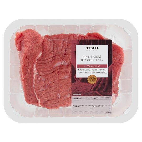Tesco Beef Hind Boneless Joint