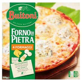 Buitoni Forno Di Pietra 4 Formaggi hluboce zmrazená pizza 350g