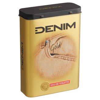 Denim Gold eau de toilette 100ml