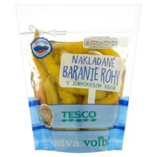 Tesco Pickled Ram's Horns in Sweet Sour Brine 500g