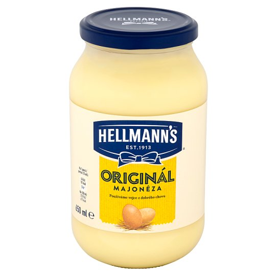 Hellmann's Mayonnaise Original 650ml