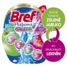 Bref Perfume Switch Floral Apple Water Lily pevný WC blok 50g