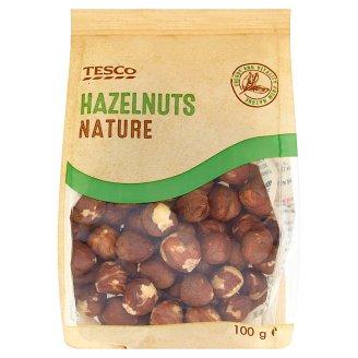Tesco Lískové ořechy jádra 100g