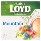 Loyd Horský bylinný čaj 20 x 2,2g