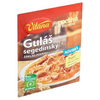 Vitana Poctivá Kuchyně Guláš segedínský 60g