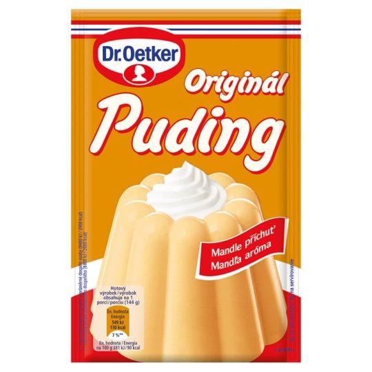 Dr. Oetker Originál Pudding with Almond Flavour 37g