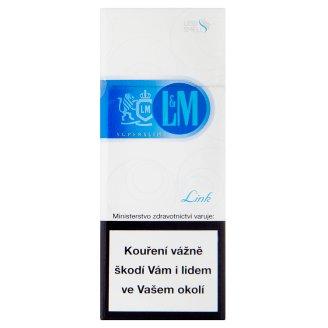 L&M Link 20 cigaret s filtrem