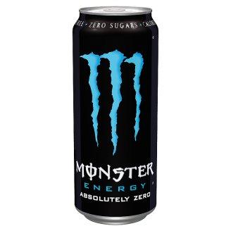 Monster Energy Absolutery zero sycený energetický nápoj 500ml