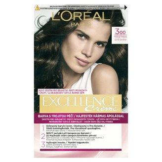 L'Oréal Paris Excellence Creme hnědá tmavá 3