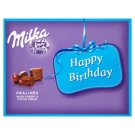 Milka Happy Birthday Pralines 110g